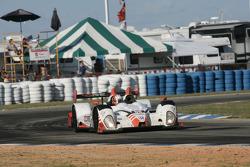 #05 CORE Autosport Oreca FLM09: Jonathan Bennett, Colin Braun, Eric Lux