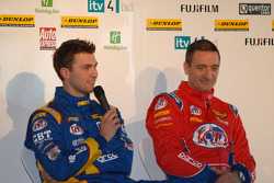 Pirtek Racing Duo Andrew Jordan and Jeff Smith