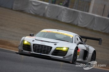 #30 APR Audi R8 LMS Ultra: Yuki Iwasaki