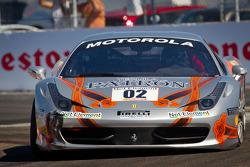 #02 Ferrari of San Francisco 458TP: Ed Brown