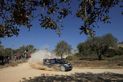 Dennis Kuipers and Robin Buysmans, Ford Fiesta RS WRC