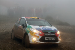 Joao Silva and Jose Janeia, Ford Fiesta R2