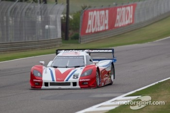#5 Action Express Racing Chevrolet Corvette: David Donohue, Darren Law