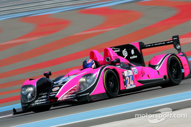 #24 Oak Racing Morgan - Judd: Jacques Nicolet, Guillaume Moreau, Dominik Kraihamer