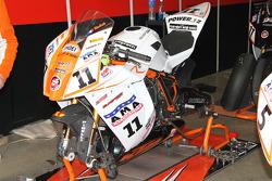 11 - Michel Amalric - KTM RC8 R