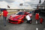 #51 AF Corse Ferrari 458 Italia: Stefano Gai, Michael Lyons