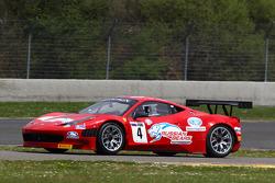 #4 AF Corse Ferrari 458 Italia GT3: Enzo Ide, Francesco Castellacci