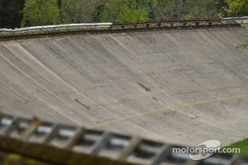 The Historic Banking at Monza