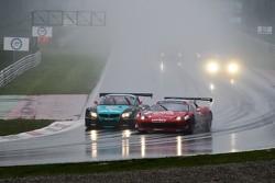#10 SOFREV ASP Ferrari 458 Italia: Mike Savary, Gabriel Balthazard, Jerome Policand