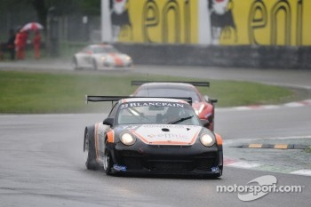 #33 PRO GT by Almeras Porsche 997 GT3 R: David Tuchbant, Antoine Leclerc, Eric Dermont