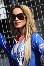Liqui Moly girl