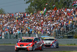 Gabriele Tarquini, SEAT Leon WTCC, Lukoil Racing Team 3rd position