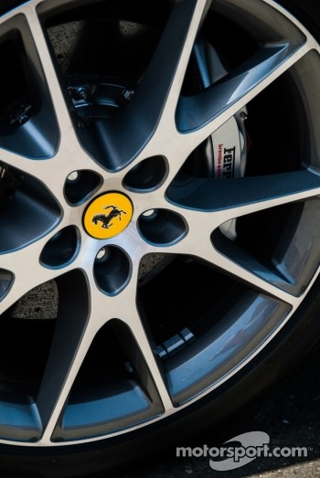Ferrari wheel