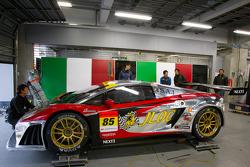 #85 JLOC Lamborghini Gallardo RG-3