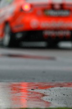 Rainy qualifying
