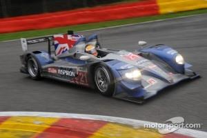 Strakka Racing HPD ARX-03a Honda: Nick Leventis, Danny Watts, Jonny Kane