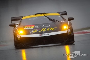 #87 JLOC Lamborghini Gallardo LP600+ GT3: Kouji Yamanishi, Hideki Yamauchi