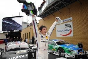 Lausitzring race winner Bruno Spengler, BMW Team Schnitzer BMW M3 DTM