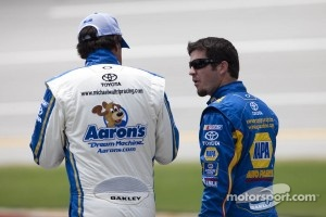 Michael Waltrip and Martin Truex Jr., Michael Waltrip Racing Toyota