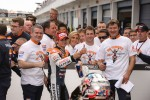 100 podiums for Dani Pedrosa, Repsol Honda Team