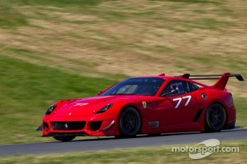 #77 Ferrari 599XX