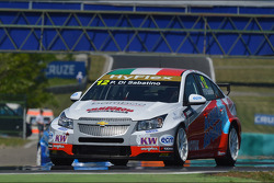 Pasquale di Sabatino, Chevrolet Cruze 1.6T, bamboo-engineering