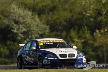 Alberto Cerqui, BMW 320 TC, ROAL Motorsport
