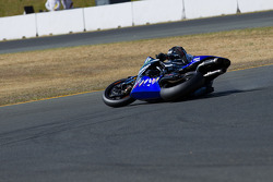 Josh Hayes loses control early in Race #2