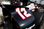 Rear wing detail, Will Power, Verizon Team Penske Chevrolet