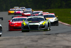 #08 Limitless Racing SCDA1.Com Audi R8 Grand-Am: Elivan Goulart