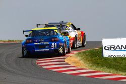 #41 Dempsey Racing Bass2billfish Mazda Rx-8: Charles Espenlaub, Charles Putnam