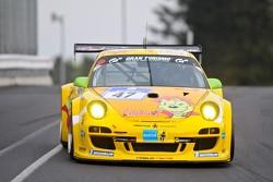 #47 Timbuli Racing Porsche 997 GT3: Marc Busch, Egon Allgauer, Karim Al-Azhari