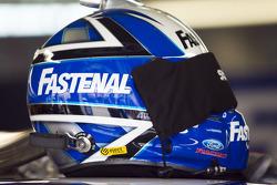 Helmet of Carl Edwards, Roush Fenway Racing Ford