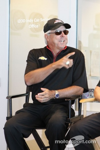 Rick Mears, Team Penske Racing