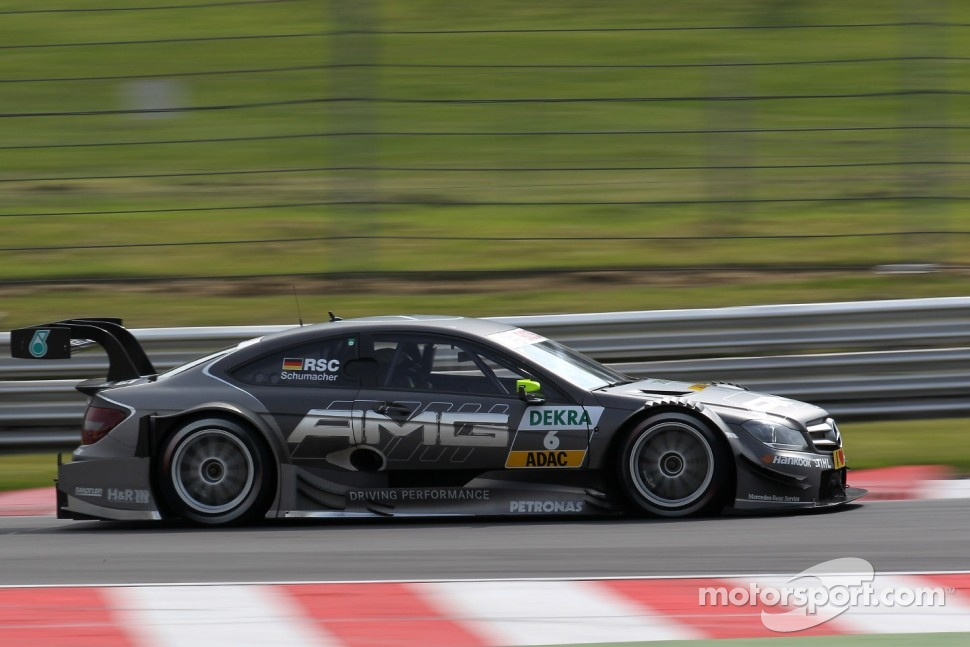 Ralf Schumacher, Team HWA AMG Mercedes, AMG Mercedes C-Coupe