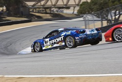 #10 Ferrari of Houston Ferrari 458 Challenge: Chuck Toups