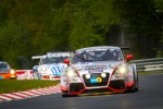 #111 Raeder Motorsport Audi TT RS: Elmar Deegener, Jrgen Wohlfarth, Christoph Breuer, Stefan Landmann