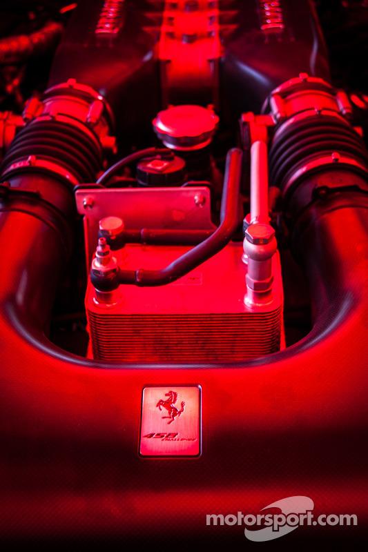 458CS Engine