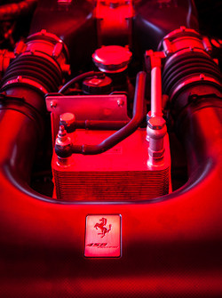 458CS Engine