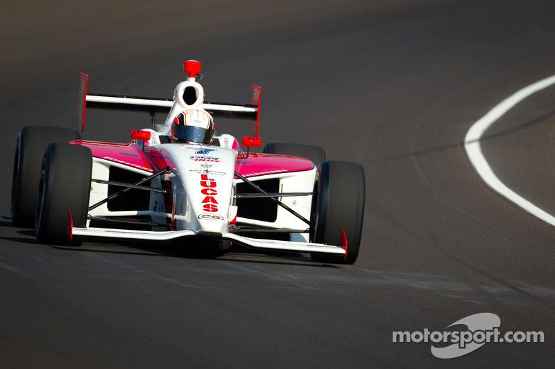 Oliver Webb, Sam Schmidt Motorsports