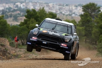 WRC Team MINI Portugal