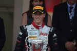 Podium: second place Max Chilton