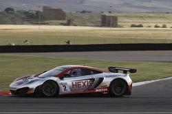 #2 Hexis AMR McLaren GT MP4-12C GT3: Gregoire Demoustier, Alvaro Parente