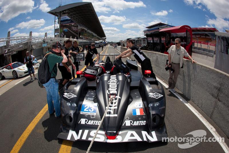 #23 Signatech Nissan Oreca 03 Nissan