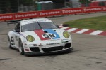 #59 Brumos Racing Porsche GT3: Leh Keen, Andrew Davis