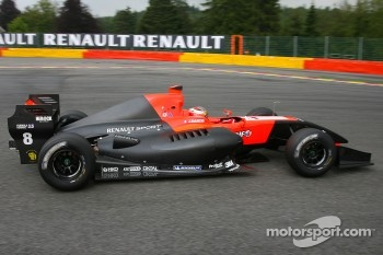 #8Tech 1 Racing: Jules Bianchi