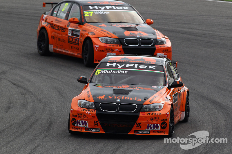 Norbert Michelisz, BMW 320 TC