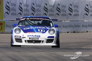 David Welch, Porsche 911 GT-3 Cup
