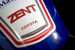 #7 Toyota Racing Toyota TS 030 - Hybrid car detail