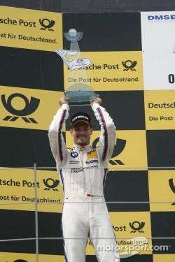 Podium, 2nd Martin Tomczyk, BMW Team RMG BMW M3 DTM